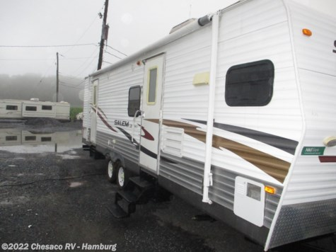 Used 2008 Forest River Salem 292FKS For Sale by Chesaco RV - Shoemakersville available in Shoemakersville, Pennsylvania