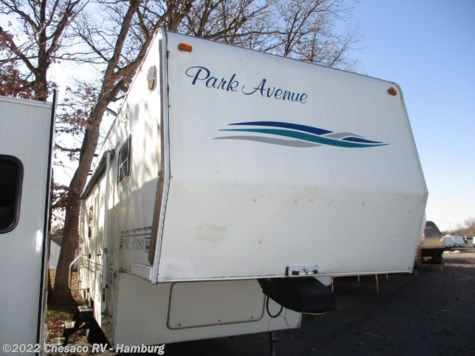 Used 1998 Thor Park Avenue 36RL For Sale by Chesaco RV - Shoemakersville available in Shoemakersville, Pennsylvania