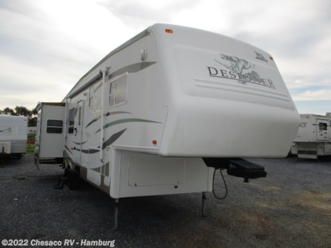 Used 2006 Jayco Designer 35CLQS For Sale by Chesaco RV - Shoemakersville available in Shoemakersville, Pennsylvania