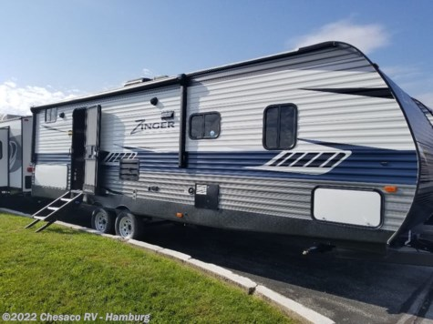 New 2019 CrossRoads Zinger Lite ZR280BH For Sale by Chesaco RV - Shoemakersville available in Shoemakersville, Pennsylvania