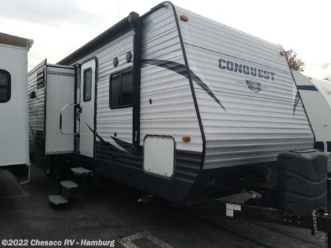 Used 2017 Gulf Stream Conquest 323TBR For Sale by Chesaco RV - Shoemakersville available in Shoemakersville, Pennsylvania