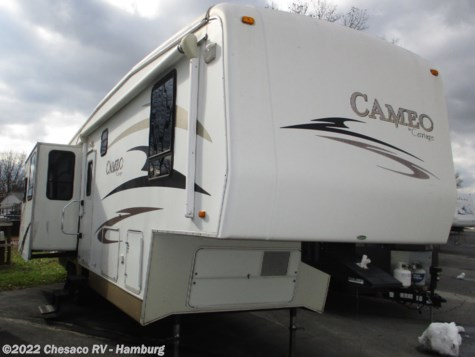 Used 2007 Carriage Cameo 35FD3 For Sale by Chesaco RV - Shoemakersville available in Shoemakersville, Pennsylvania