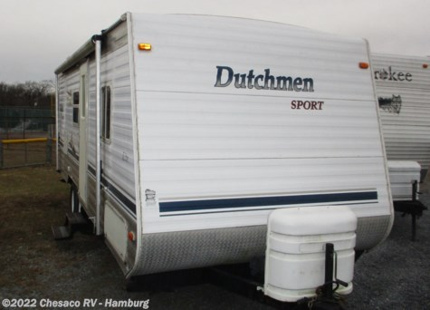 Used 2004 Dutchmen Sport 24B For Sale by Chesaco RV - Shoemakersville available in Shoemakersville, Pennsylvania
