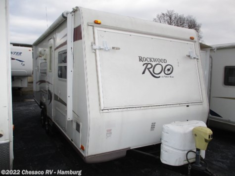 Used 2009 Forest River Rockwood Roo 233S For Sale by Chesaco RV - Shoemakersville available in Shoemakersville, Pennsylvania