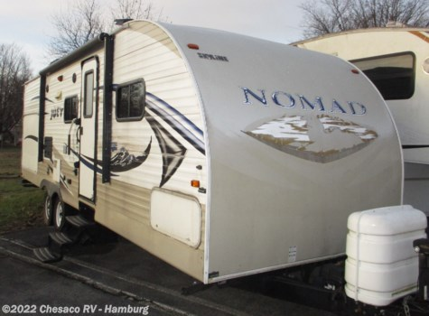 Used 2013 Skyline Nomad 28 For Sale by Chesaco RV - Shoemakersville available in Shoemakersville, Pennsylvania