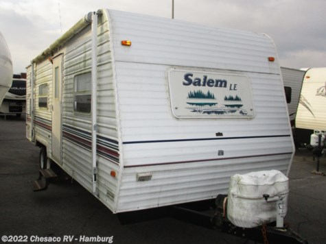 Used 2003 Forest River Salem 26BH For Sale by Chesaco RV - Shoemakersville available in Shoemakersville, Pennsylvania