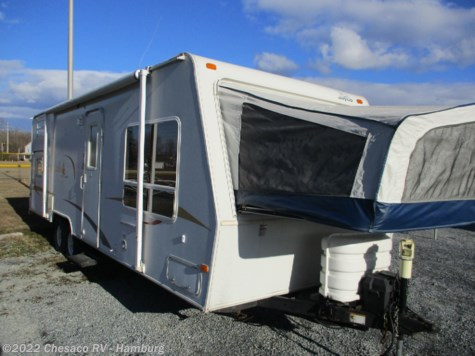 Used 2006 Jayco Jay Feather 26L For Sale by Chesaco RV - Shoemakersville available in Shoemakersville, Pennsylvania