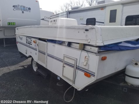 Used 2004 Forest River Flagstaff 228 For Sale by Chesaco RV - Shoemakersville available in Shoemakersville, Pennsylvania