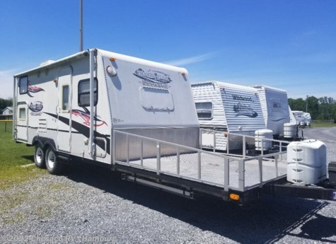 Used 2008 Starcraft Travel Star 21SD Extreme For Sale by Chesaco RV - Shoemakersville available in Shoemakersville, Pennsylvania