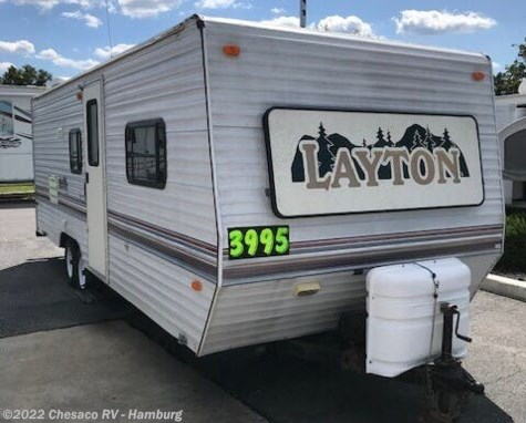 Used 1999 Skyline Layton 248LT For Sale by Chesaco RV - Shoemakersville available in Shoemakersville, Pennsylvania