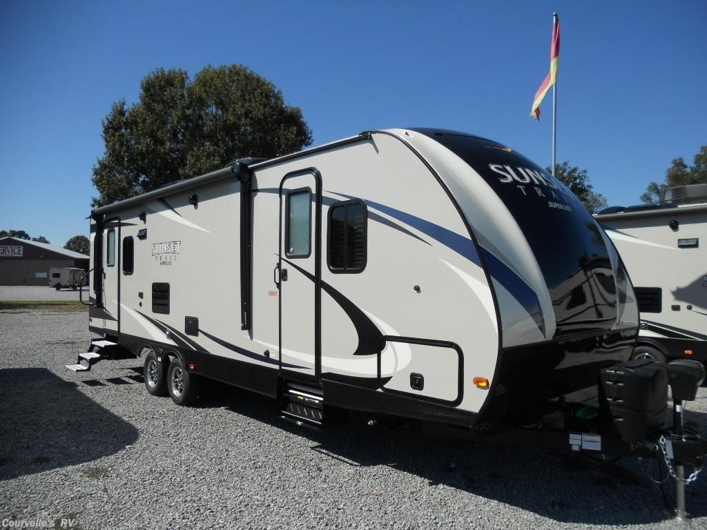 2017 CrossRoads RV Sunset Trail Super Lite SS271RL for ...