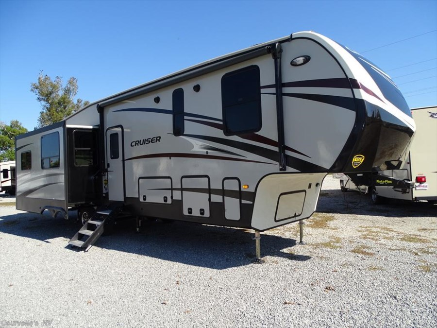 2018 CrossRoads Cruiser CR3471MD