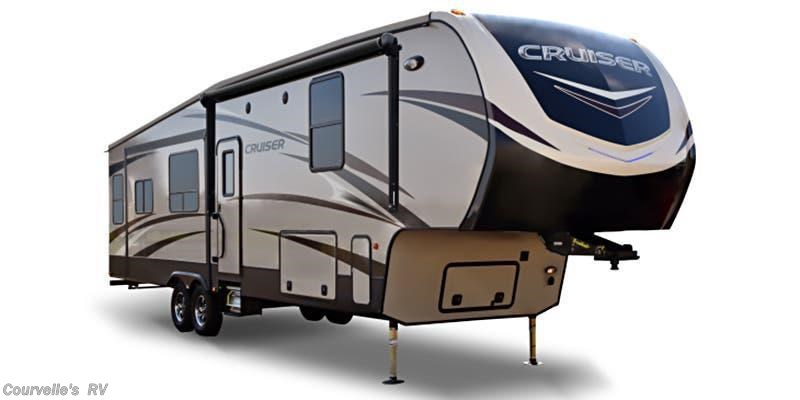 2018 CrossRoads Cruiser CR3391RL