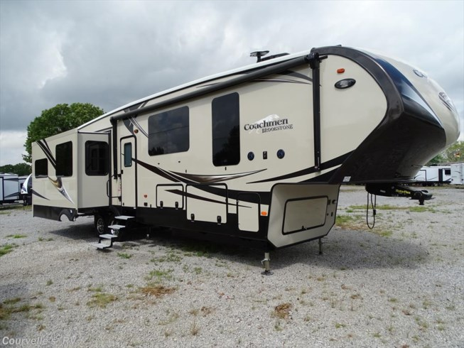 2019 Coachmen Brookstone 395RL