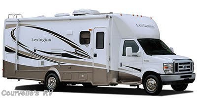 2014 Forest River Lexington 283TS