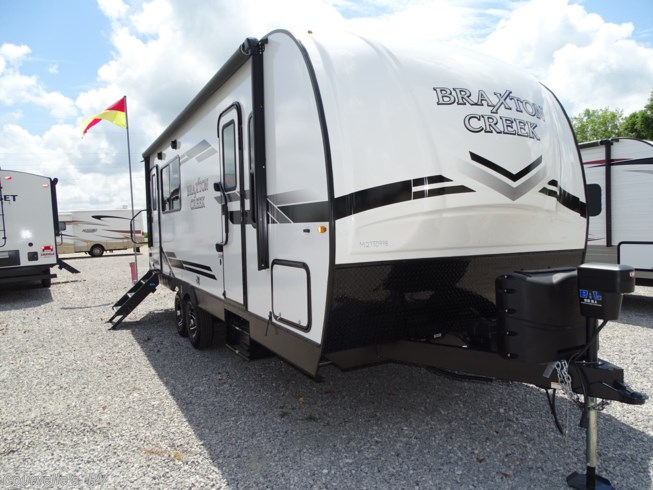 New 2021 Braxton Creek LX 26RKS available in Opelousas, Louisiana