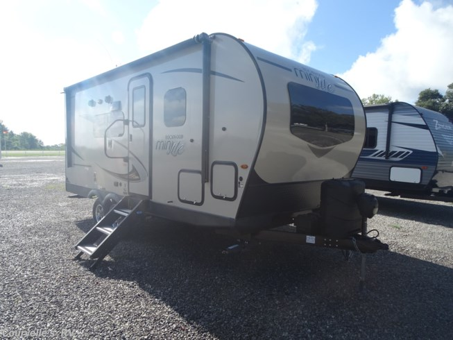 Used 2020 Forest River Rockwood Mini Lite 2104S available in Opelousas, Louisiana