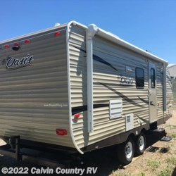 2017 Shasta Oasis 21RB  - Travel Trailer New  in Depew OK For Sale by Calvin Country RV call 918-205-2272 today for more info.