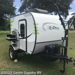 2019 Forest River Flagstaff E-Pro E12RK  - Travel Trailer New  in Depew OK For Sale by Calvin Country RV call 918-205-2272 today for more info.