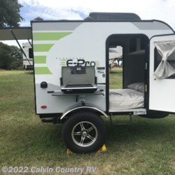 Calvin Country RV 2019 Flagstaff E-Pro E12RK  Travel Trailer by Forest River | Depew, Oklahoma