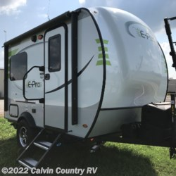 New 2019 Forest River Flagstaff E-Pro E14FK For Sale by Calvin Country RV available in Depew, Oklahoma