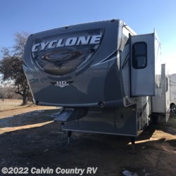 Used 2013 Heartland  Cyclone CY 3800 For Sale by Calvin Country RV available in Depew, Oklahoma
