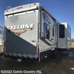 Calvin Country RV 2013 Cyclone CY 3800  Toy Hauler by Heartland  | Depew, Oklahoma