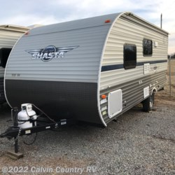 Calvin Country RV 2019 Shasta 18FQ  Travel Trailer by Shasta | Depew, Oklahoma