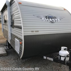 New 2019 Shasta Shasta 18FQ For Sale by Calvin Country RV available in Depew, Oklahoma
