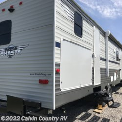 2019 Shasta Shasta 32DS  - Travel Trailer New  in Depew OK For Sale by Calvin Country RV call 918-205-2272 today for more info.