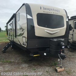 New 2020 Forest River Flagstaff Super Lite 29RBS For Sale by Calvin Country RV available in Depew, Oklahoma