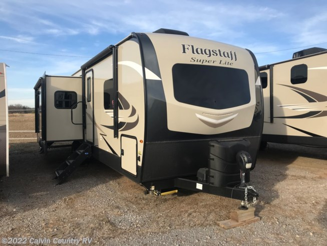 New 2020 Forest River Flagstaff Super Lite 29BDS available in Depew, Oklahoma