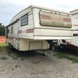 Used 1987 Carri-Lite Rear Dining room For Sale by Calvin Country RV available in Depew, Oklahoma