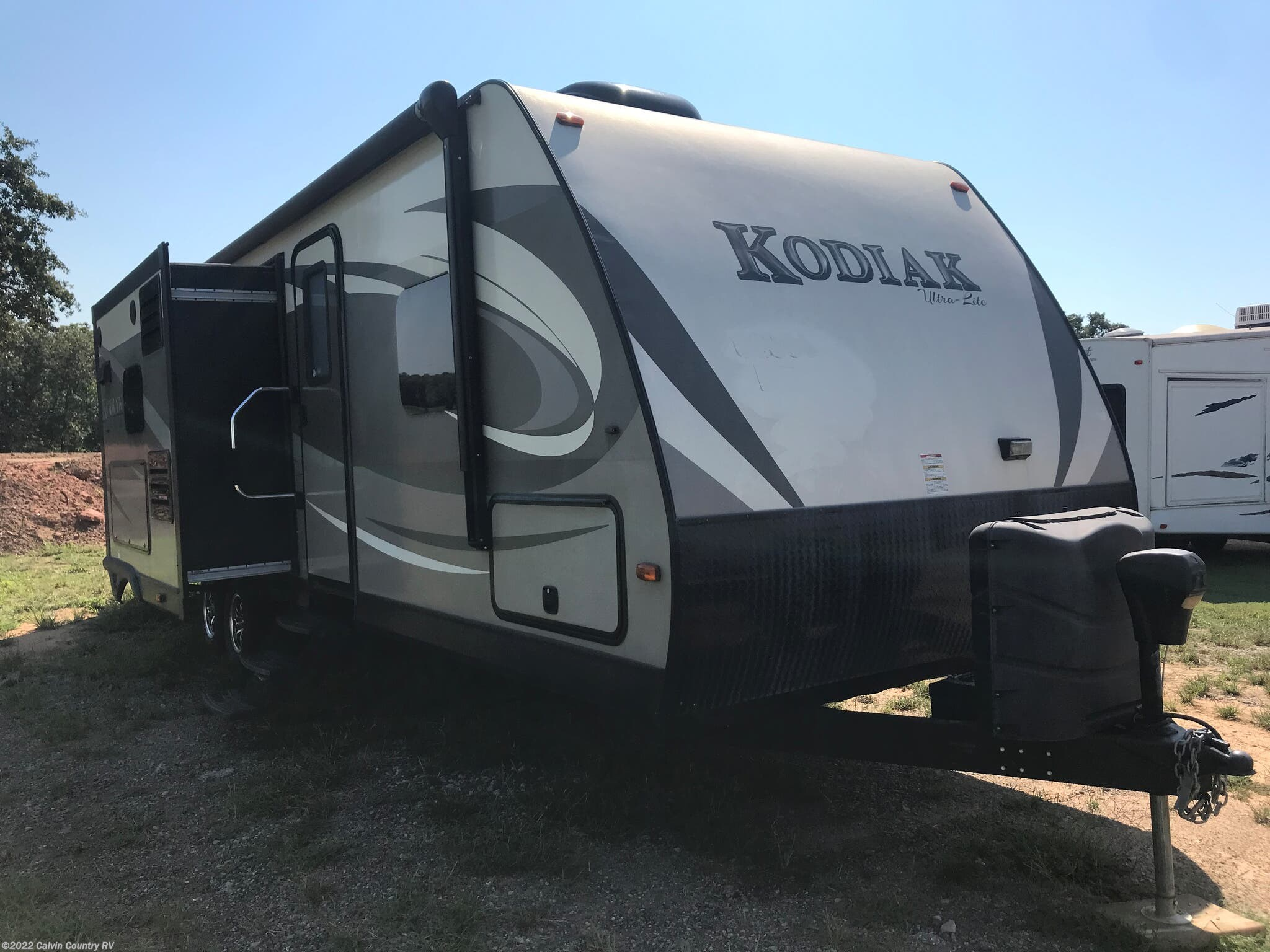 Kodiak Travel Trailer >> 6313819a 2015 Dutchmen Kodiak 276bhsl For Sale In Depew Ok