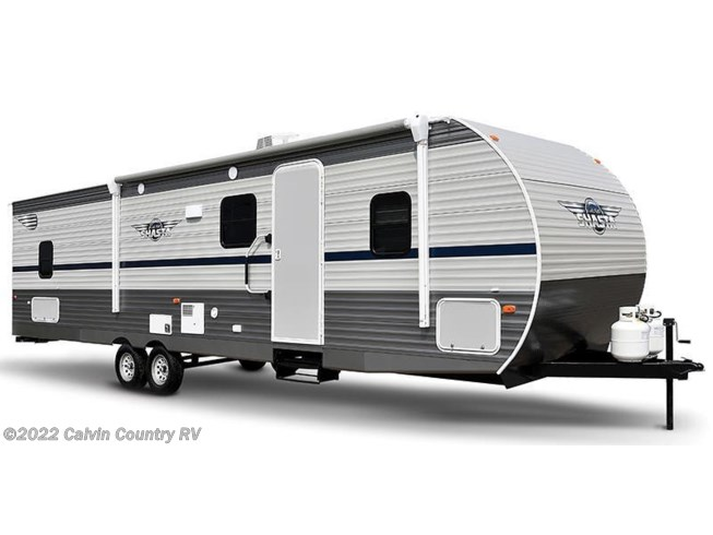 Stock Image for 2019 Shasta Shasta 27RL (options and colors may vary)