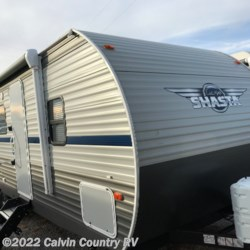 New 2020 Shasta Shasta 26DB For Sale by Calvin Country RV available in Depew, Oklahoma