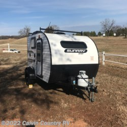 Used 2020 Sunset Park RV SunRay 109 For Sale by Calvin Country RV available in Depew, Oklahoma
