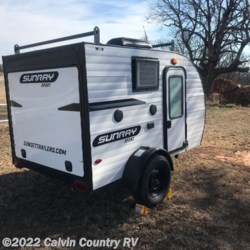 2020 Sunset Park RV SunRay 109  - Travel Trailer Used  in Depew OK For Sale by Calvin Country RV call 918-205-2272 today for more info.