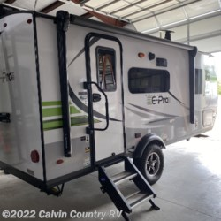 New 2021 Forest River Flagstaff E-Pro E19FBS For Sale by Calvin Country RV available in Depew, Oklahoma