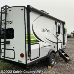 2020 Forest River Flagstaff E-Pro E16BH  - Travel Trailer New  in Depew OK For Sale by Calvin Country RV call 918-205-2272 today for more info.
