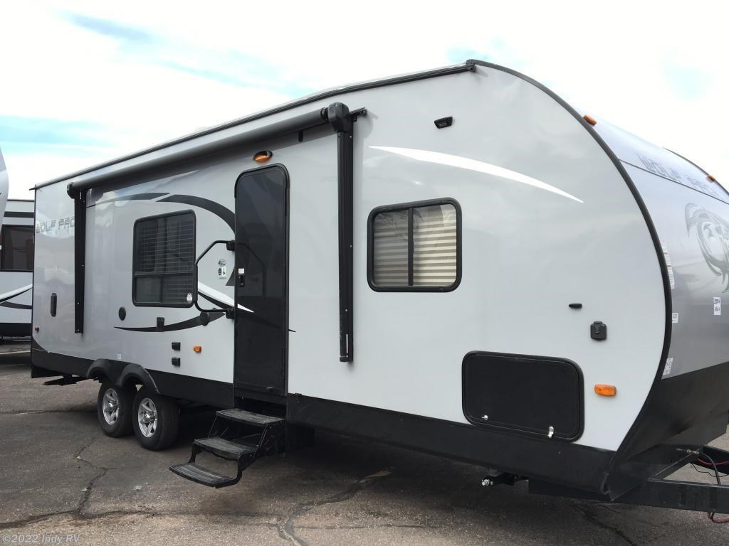 2017 Forest River Rv Cherokee Wolf Pack T24 Pack 14 For