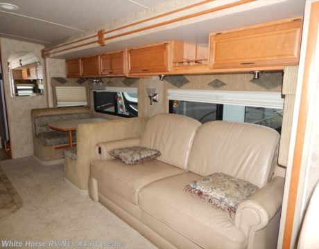 MH 2007 Winnebago Journey 39K Dual Sofa Beds Triple Slide out for sale in Egg Harbor City NJ
