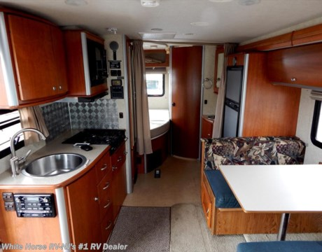 Mh10627 2010 Winnebago View 24j Corner Bed Dinette Slideout For Sale In Williamstown Nj