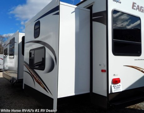 Tt10692 2013 Jayco Eagle 314bds Two Entry Door Front