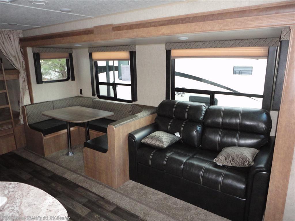 2017 Starcraft Rv Ar One Maxx 27bhs Two Bedroom U Dinette
