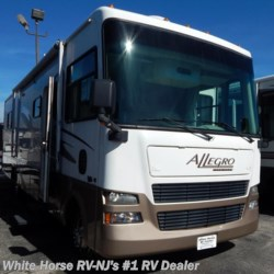 Used 2006 Tiffin Allegro 34WA Double Slide For Sale by White Horse RV Center (Galloway Twp) available in Egg Harbor City, New Jersey