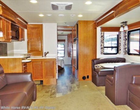 #SN11438 - 2018 Jayco Seneca 37TS Rear King Triple Slideout for sale on