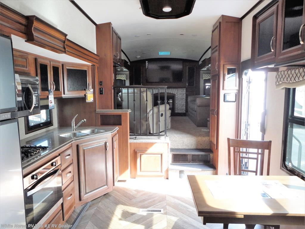 North Point Rv >> J11387 2017 Jayco North Point 383flfs Front Living Room W