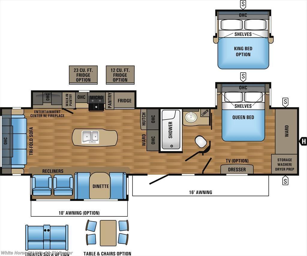 J11616 2018 Jayco Eagle 330rsts Rear Sofa Triple Slideout For Sale Wiring Diagram Winnebago Destination Rv Center Travel Trailer New In Williamstown Nj