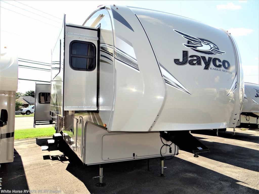 J11608 - 2018 Jayco Eagle 339FLQS Front Living Room Quad Slide for ...
